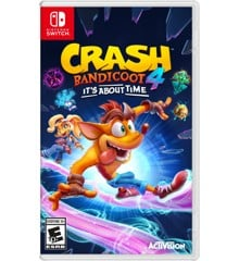 Crash Bandicoot 4: It's About Time (Import)