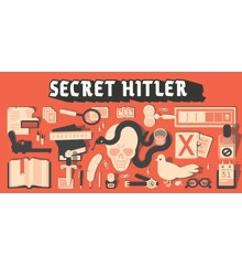 Secret Hitler - Boardgame (English) (SBDK7507)