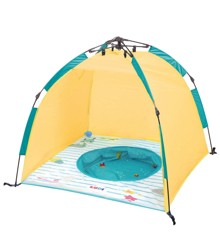 Ludi - Tent with UV protection and pool (90015)