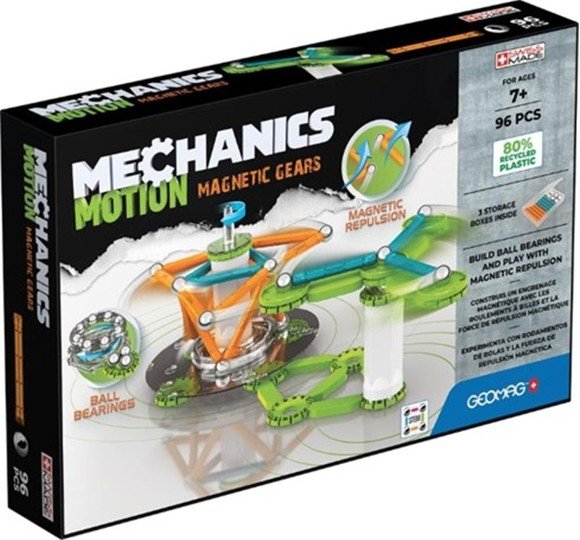 Geomag - Mechanics Motion RE 2Magnetic Gears 96 (767)