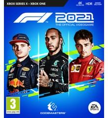 F1 2021 (XONE/XSERIESX)