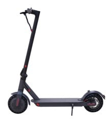 "Electric Scooter Foldbar 8"" tire Black max. 28 km/t (Demo)"