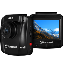 Transcend - DrivePro 250 Advanced Dashcam (32GB)