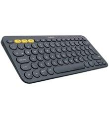 Logitech - K380 Multi-Device  Wireless Keyboard - Nordic Layout