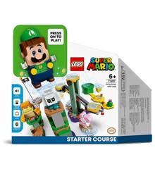 LEGO Super Mario - Eventyr med Luigi – Startbane (71387)