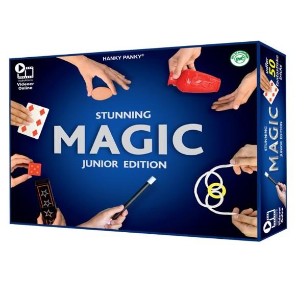 Stunning Magic - Junior Edition 50 tricks (29023)