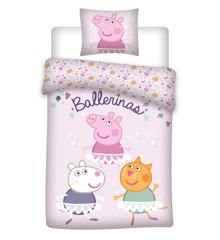 Bed Linen - Junior Size 100 x 140 cm - Peppa Pig (1000168)
