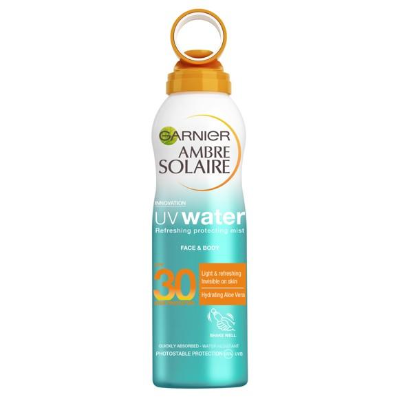 Garnier - UV-Water Mist SPF 30 - 200 ml