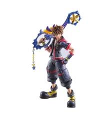 Kingdom Hearts III (3): Bring Arts - Sora