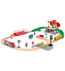 BRIO - Central Station Set (33989)