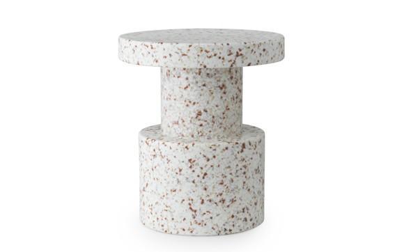 Normann Copenhagen - Bit Table / Stool - White (603005)