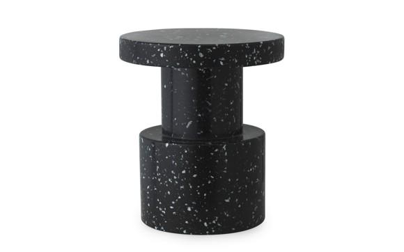 Normann Copenhagen - Bit Table / Stool - Black (603006)