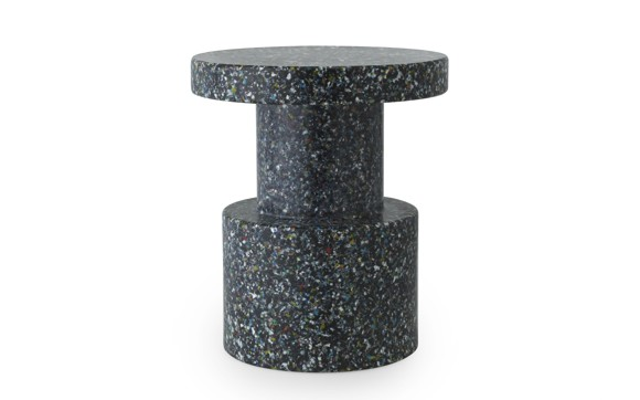Normann Copenhagen - Bit Table / Stool - Black Multi (603008)