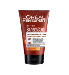 L'Oréal - Barber Club Exfoliating Beard & Face Scrub 100 ml