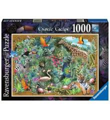 Ravensburger - Puzzle 1000 - Beyond the Wild (10216827)