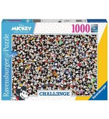 Ravensburger - Puzzle 1000 - Mickey Challenge (10216744)