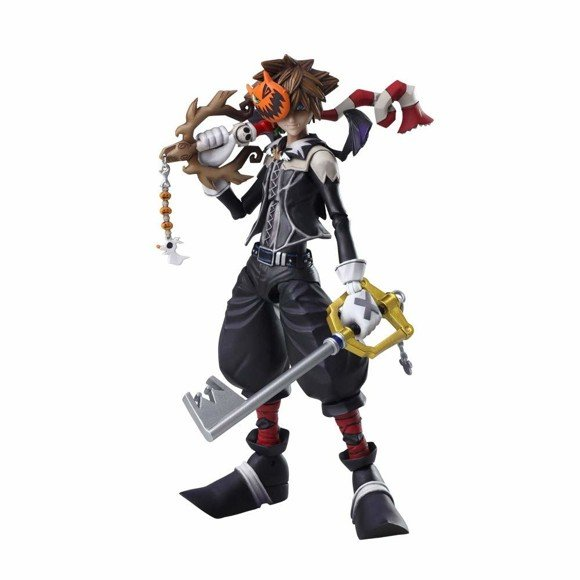 Kingdom Hearts II Bring Arts - Sora Halloween Town Ver