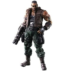 Final Fantasy VII Remake Play Arts - Kai - No.2 Barret Wallace