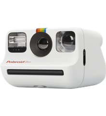 Polaroid - Go Point & Shoot Pocket Camera - White
