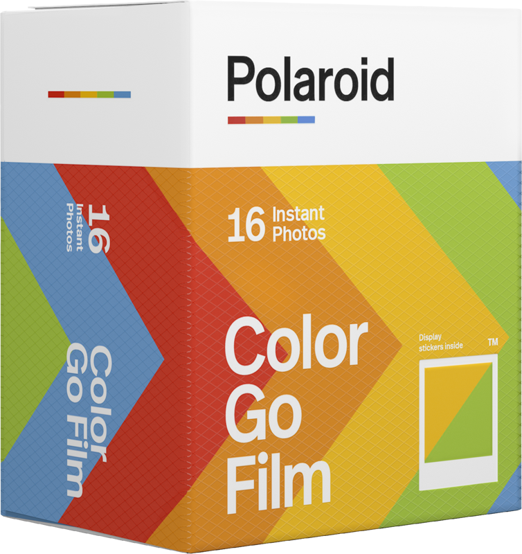 Polaroid - Go Film Double Pack  For Go Camera