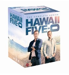 Hawaii Five-O Complete Box Season 1-10