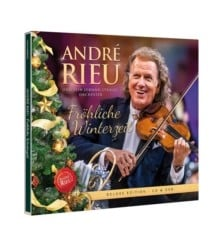 André Rieu and His Johann Strauss Orchestra: Jolly Holiday