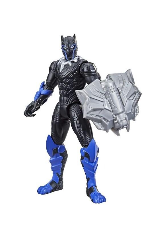 Marvel Avengers - Mech Strike 15cm - Black Panther (F1667)