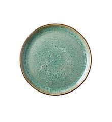 Bitz - Gastro Plate Dia. 17 x 2,0 cm - Black/Green