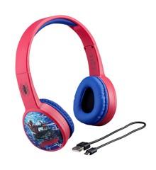 eKids - Spiderman - Trådløse høretelefoner Bluetooth (10252345)