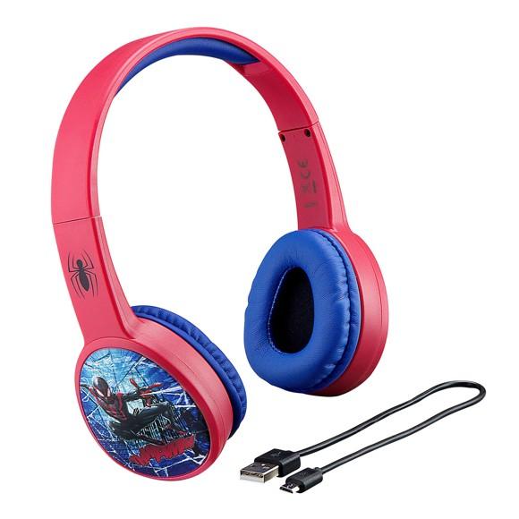eKids - Spiderman - Wireless Headphones Bluetooth (10252345)