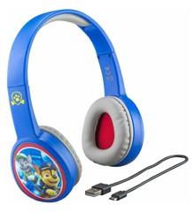 eKids - Paw Patrol - Trådløse høretelefoner Bluetooth