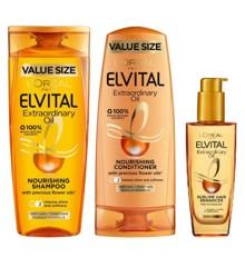 L'Oréal - Elvital Extraordinary Oil Set