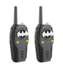 eKids - Batman - Deluxe walkie talkies  med lyd og lys