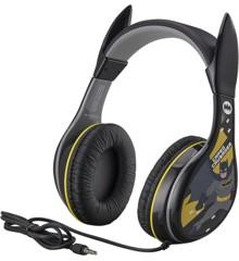 eKids - Batman - Høretelefoner med volume reduktion