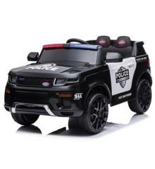 Azeno - Elbil - Politi SUV - Sort