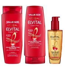 L'Oréal - Elvital Oil Coloured Set