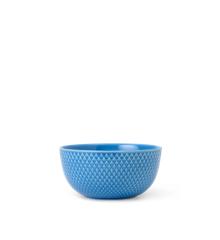 Lyngby Porcelæn - Rhombe Color Skål Dia. 13cm - Blå