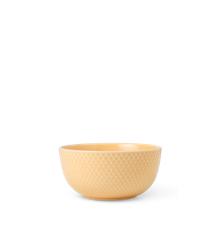 Lyngby Porcelæn - Rhombe Color Bowl Dia. 13cm - Sand