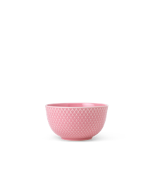 Lyngby Porcelæn - Rhombe Color Bowl Dia. 11cm - Rosa (201901)