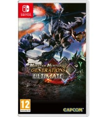 Monster Hunter: Generations Ultimate