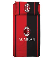 Bed Linen - Adult Size 140 x 200 cm - A.C Milan (1000221)