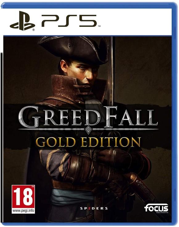 GreedFall (Gold Edition)