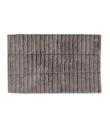 Zone - Tiles Bath Mat - Gull Grey (13534)