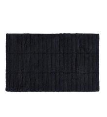 Zone - Tiles Bath Mat- Black (331847)