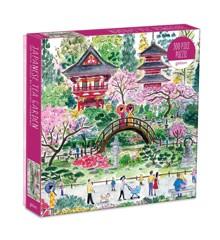 Mudpuppy - Puslespil  300 brikker - Japanese Tea Garden af Michael Storring (062697)