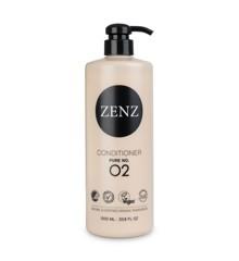 ZENZ - Organic Pure No. 2 Conditioner - 1000 ml