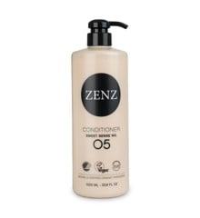 ZENZ - Organic Sweet Sense No. 5 Conditioner - 1000 ml