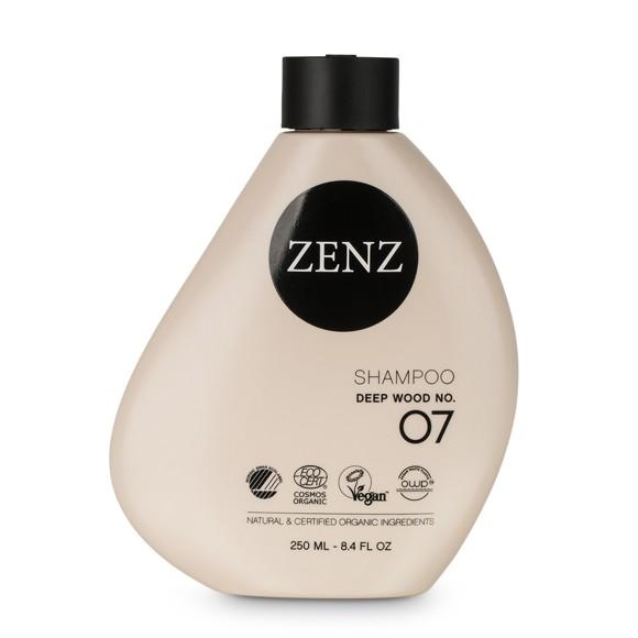 ZENZ - Organic Deep Wood No. 7 Shampoo - 250 ml