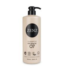 ZENZ - Organic Deep Wood No. 7 Shampoo - 1000 ml