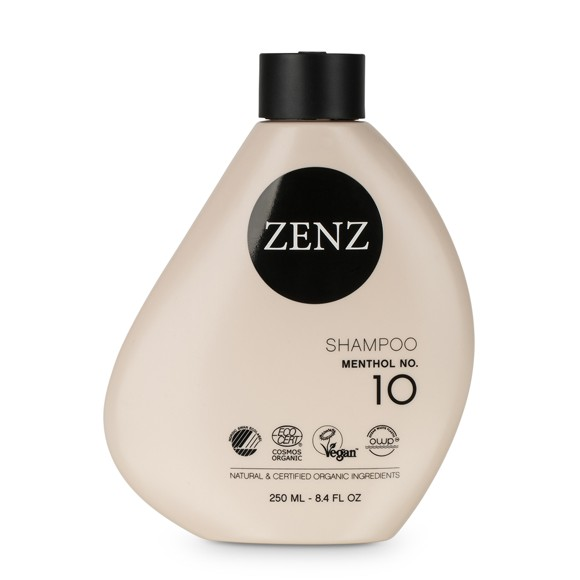 ZENZ - Organic Menthol No. 10 Shampoo